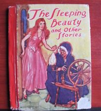 The Sleeping Beauty and Other Stories - 1942 Vintage Children's book