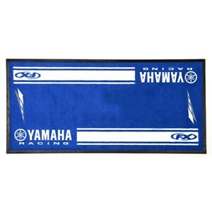 Factory Effex Yamaha Bike Mat 6'x3' Blue #22-45226