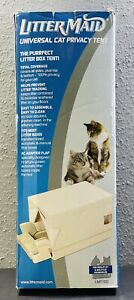 LITTER MAID CAT PRIVACY TENT -LMT-100  -NEW IN BOX