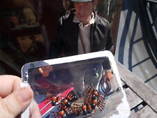"Indiana Jones spiders 6x tarántula 1/6 Raiders of the Lost Ark for 12"" personaje"