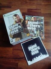 GRAND THEFT AUTO 4 GTA IV COLLECTOR EDITION XBOX 360 - ONE - VF NEUF ET EMBALLE