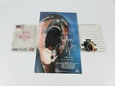 "PINK FLOYD ""THE WALL"" MOVIE DVD PLUS POSTER"