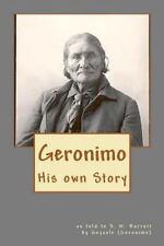 Geronimo: His Own Story S.M. Barrett (hardback, 1970) No reserves