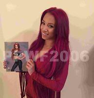 WWE SASHA BANKS HAND SIGNED AUTOGRAPHED 8X10 PHOTOFILE PHOTO WITH PROOF COA 5