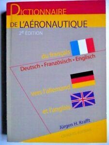 Dizionario di L Aerospace Francese/Tedesco/Inglese - Edizioni Cépaduès