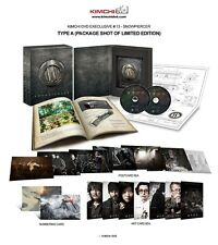 Snowpiercer Blu-ray [Kimchi #13 SteelBook Limited Edition Type A]Complete BOXSET
