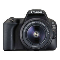 Canon EOS 200D 24.2 MP Digital SLR Camera with 18-55mm EF-S f/3.5-5.6 Lens