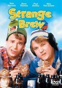 Strange Brew DVD 1983 Rick Moranis Dave Thomas Cult Comedy Movie - AUS REG 4