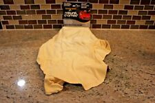 Tanner's Select Chamois Premium  6.50 Sq. Ft Absorb Water