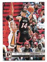 2019-20 Tyler Herro CHRONICLES Panini Red Parallel Prizm Rookie Miami Heat /149