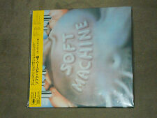 Soft Machine Six Japan Mini LP