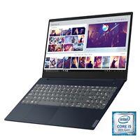 "NEW Lenovo Ideapad 15.6"" Intel i5-8265 3.9GHz 128GB SSD 8GB RAM Webcam+Mic Win10"