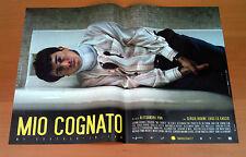 MIO COGNATO fotobusta poster Sergio Rubini Luigi Lo Cascio Arcieri Piva BP25