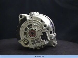 FACTORY RE-MANUFACTURED Alternator USA Industries 7802-11 WITH FACTORY WARRANTY