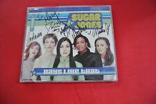 Sugar Jones Days Like That 2 Trk Autographed Signed Canada Import CD
