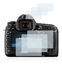 Canon EOS 5D Mark IV DSLR, 6 x Transparent ULTRA Clear Camera Screen Protector