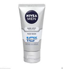 Nivea Men Dark Spot Reduction Face Wash 10X whitening Effect 100ml