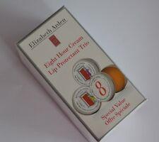 Elizabeth Arden EIGHT HOUR CREAM LIP PROTECTANT TRIO WOMEN NEW IN BOX SEALED