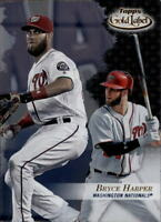 2017 Topps Gold Label Class 1 Black Parallel Singles (Pick Your Cards)