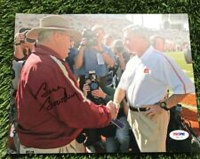 Bobby Bowden Autographed Signed 8x10 Photo PSA/DNA COA Florida St State