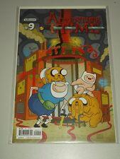 ADVENTURE TIME #9 KABOOM COMICS COVER A NM (9.4)