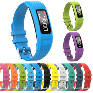 For Garmin Vivofit 1 / 2 Strap Replacement Silicone Sport Buckle Watch band