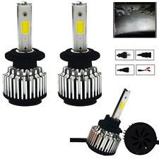 KIT LUCI LAMPADE LED CANBUS VENTOLA FARI H7 6000K 40W AUTO CAMION HEADLIGHT