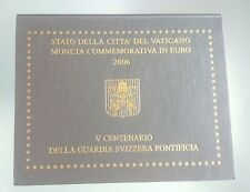 VATICAN 2 EURO 2006 BU COMMEMORATIVE