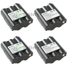 4 Radio Rechargeable Battery for Midland GXT-400 444 450 500 555 600 635 650 HOT