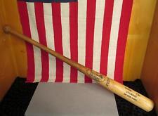 """Vintage Louisville Slugger Wood Baseball Game Bat Y30 Derek Lilliquist 35"""""""
