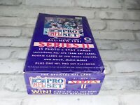 1991 Pro Set Football Series II Trading Cards Factory Sealed Wax Box