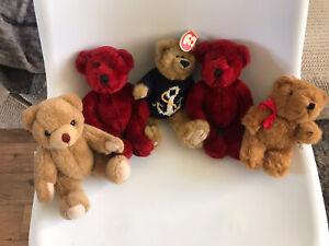 Ty Beanie Babies teddies bundle.
