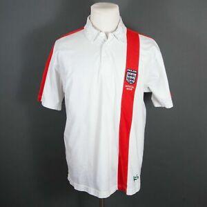 Carlsberg England National Team Official Beer Football Soccer Polo Shirt