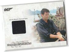 James Bond Mission Logs JBR22 Pierce Brosnan Tactical Vest Costume Card 356/600