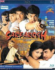 SARFAROSH - NEW ORIGINAL BOLLYWOOD  BLU RAY - FREE POST UK