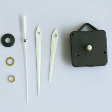 DIY Quartz Battery Wall Clock Movement Mechanism Repair Tool Replace Parts Set