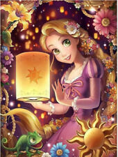 5D Fairy tale of Princess Castle Diamond Painting Arts Cross Stitch Kits Decor