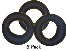 "3 Pack Colossal 60"" Inflated New Truck Inner Tubes River and Snow Tubes"