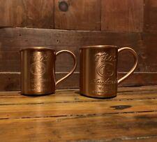 Tito's Copper Mug - 2 Pack -Sexy copper mugs-brand new in original packaging!!!!
