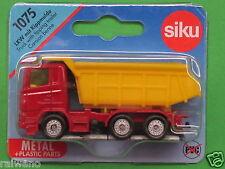 Siku Super Serie 1075 LKW mit Kippmulde