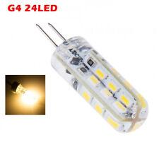 10 x 3W G4 LED 3014 SMD LAMPADINA LAMPADA BULB AC DC 12V LUCE BIANCO CALDO