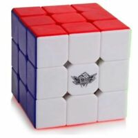 Cyclone Boys 3x3x3 Magic Cube Original Ultra-smooth Stickerless Puzzle Twist