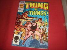 THE THING #16 Vol. 1 (1983-1986) Fantastic Four  Marvel Comics   FN