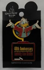 Disney Pin WDW Ludwig Von Drake 40th Anniversary Pin LE 3500