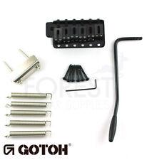 Gotoh GE102T Tremolo bridge Fender Stratocaster ® vintage style, black