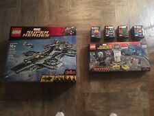 Lego Marvel Super heroes 76042, 76051