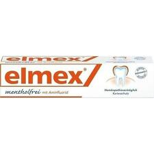ELMEX mentholfrei Zahnpasta m.Faltschachtel 75 ml