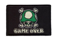 Outta Time Back to Future Morale Movie VELCRO® BRAND Hook Fastener Patch