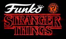 Funko Mystery Mini Stranger Things Hopper, Eleven, Mike, Dustin, Lucas, Will