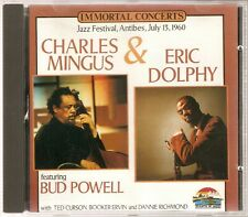Charles Mingus &  Eric Dolphy Feat' Bud Powell  – Jazz Festival, Antibes, 1960
